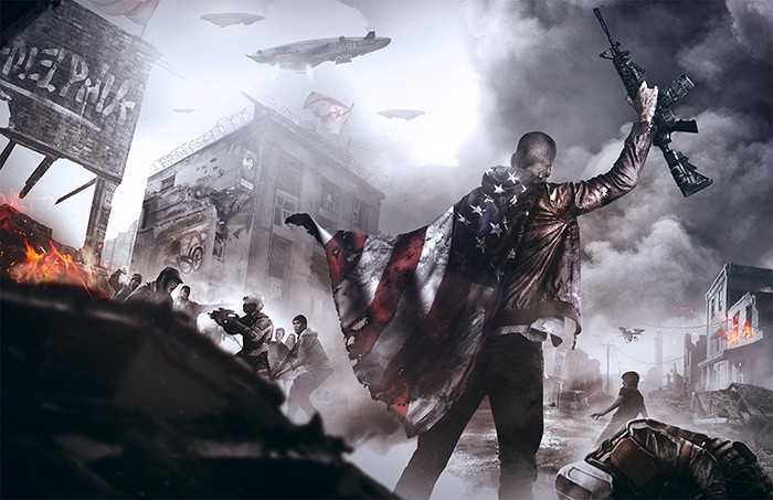 Homefront: The Revolution screen
