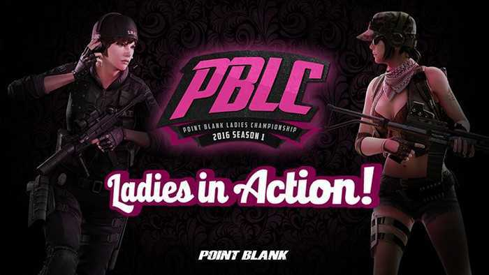 Point Blank Ladies Championship season 1