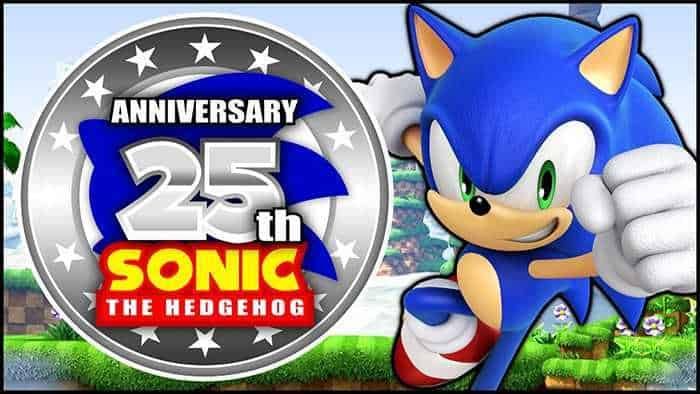 Sonic the Hedgehog 25th
