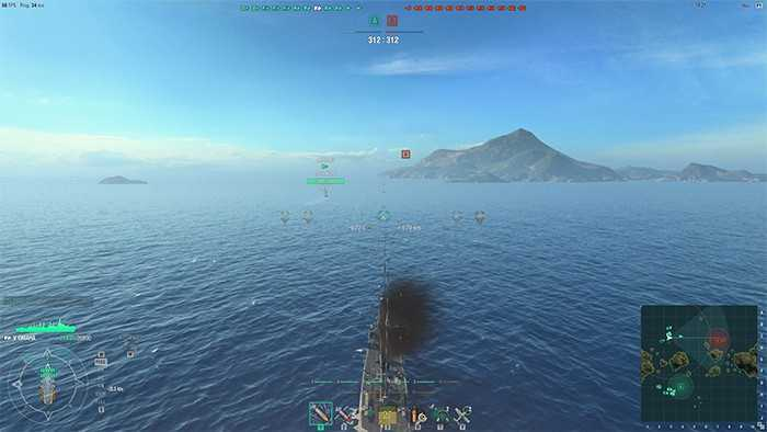 WoWs 1