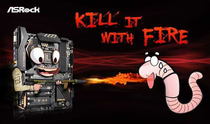 ASRock kill Intel Skylake bug
