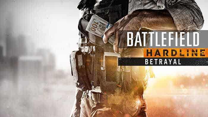 Battlefield Hardline Expansion Betrayal