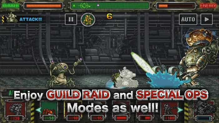 Metal Slug Attack Guild