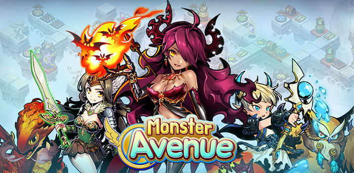 Monster Avenue title