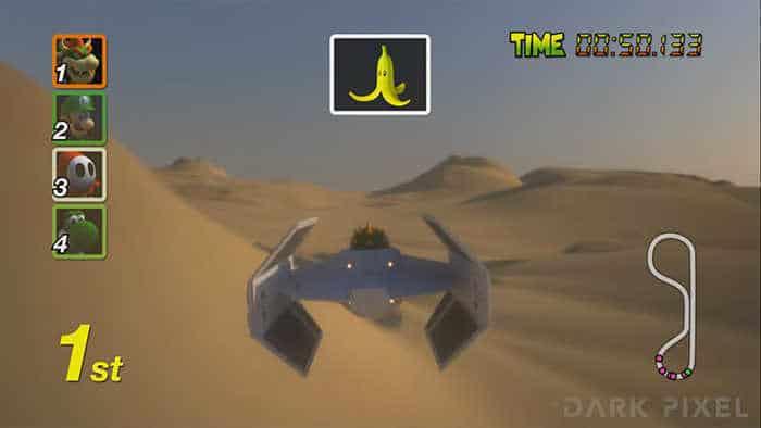 star-kart-game-theme