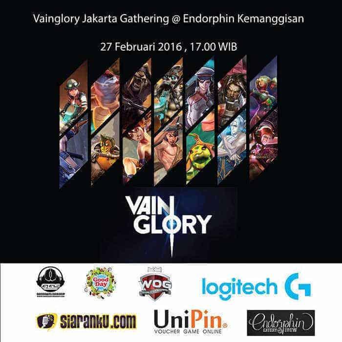 Vainglory Jakarta Gathering