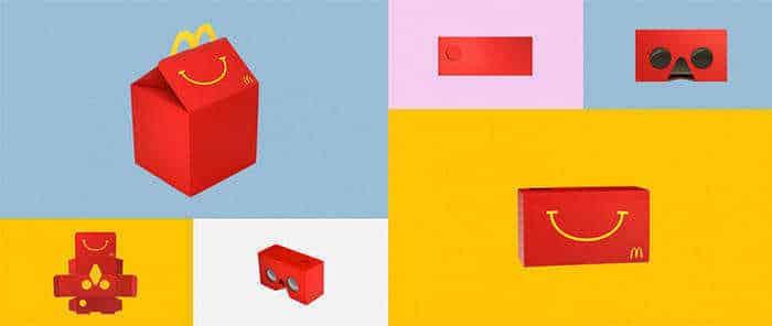 Happy Googles McDonald