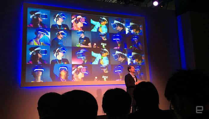PlayStation VR by Engadget