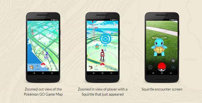 Pokemon GO by Niantic
