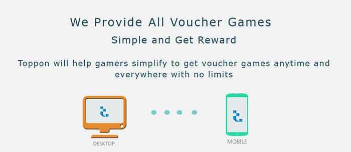 Toppon Website voucher game online