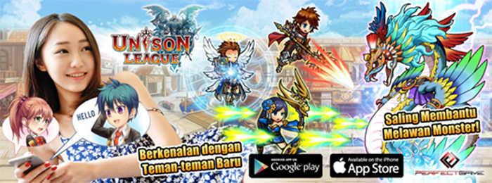 unison league indonesia friends