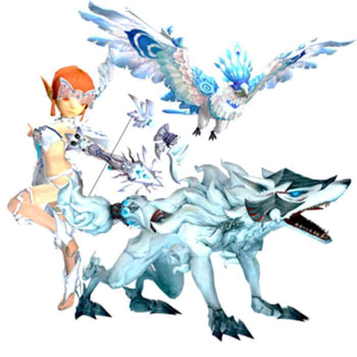 dragon-nest-indonesia-silver-hunter-class-character