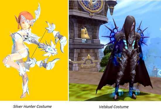 dragon-nest-indonesia-silver-hunter-velskud-costume