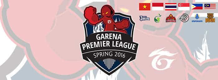 Garena Premier League 2016