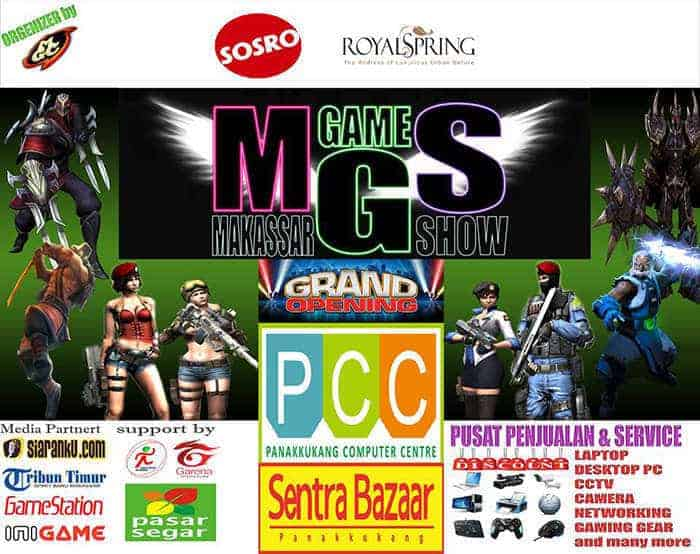 Makassar Game Show