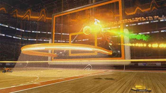 Rocket League Hoops