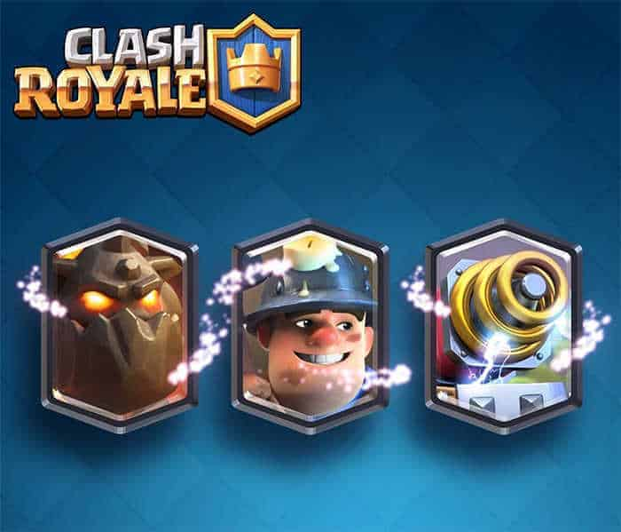 Clash Royale Update cards 2