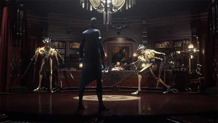 Dishonored 2 scene