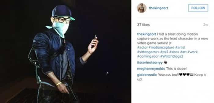 Watch Dogs 2 leaked on instagram