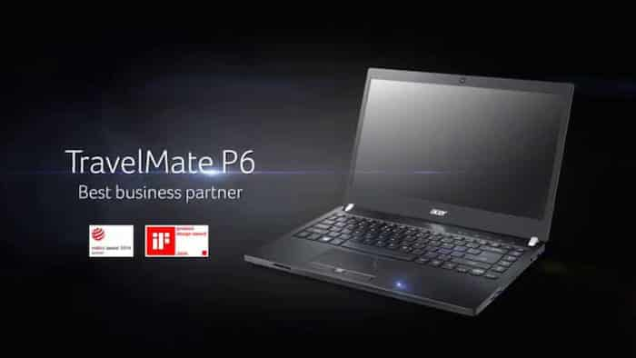 Acer Travel Mate p6