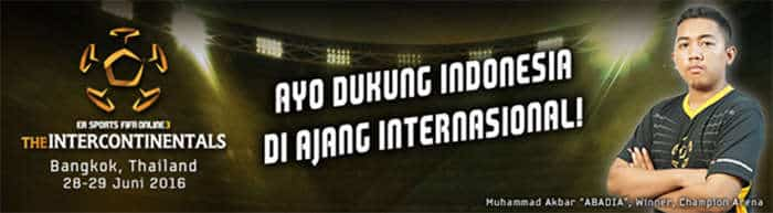 fifa online 3 the intercontinentals indonesia