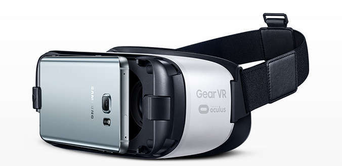 Samsung Galaxy S7 vr