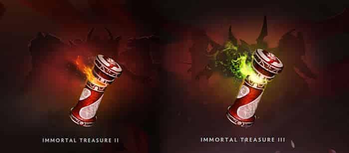 the international 2016 battle pass immortal treasure