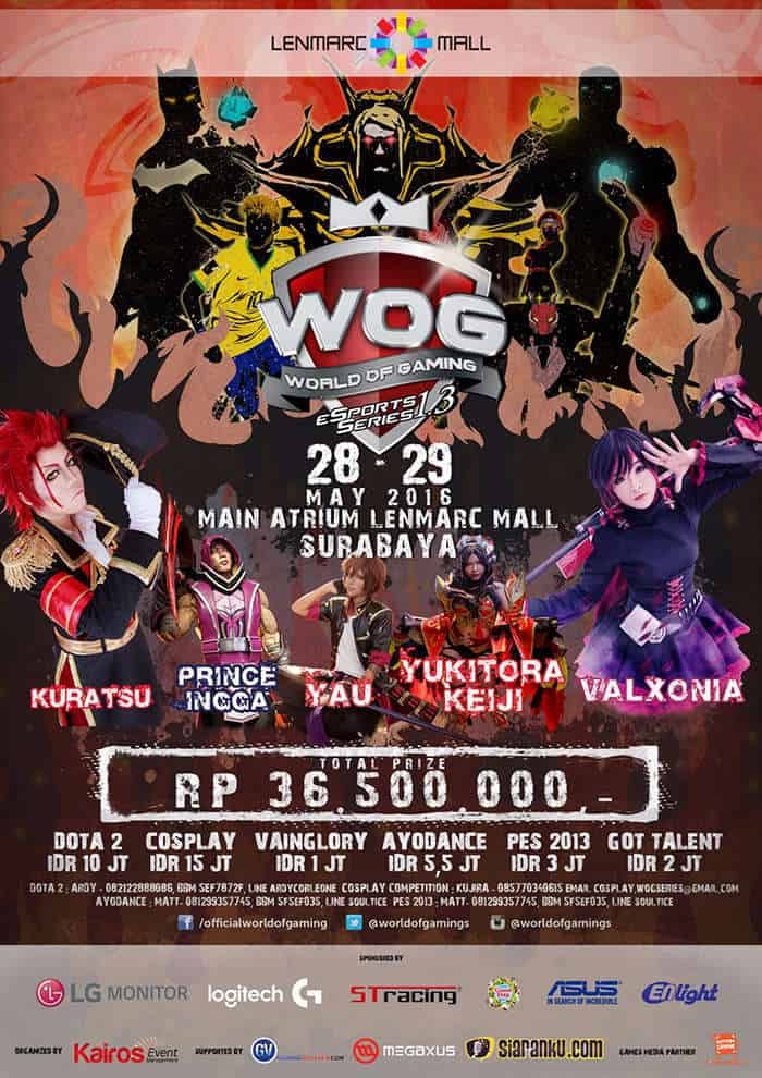 wog sby poster