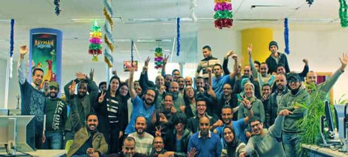 Employees Ubisoft Casablanca Morocco
