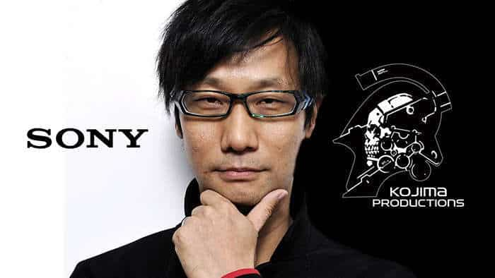 kojima production sony