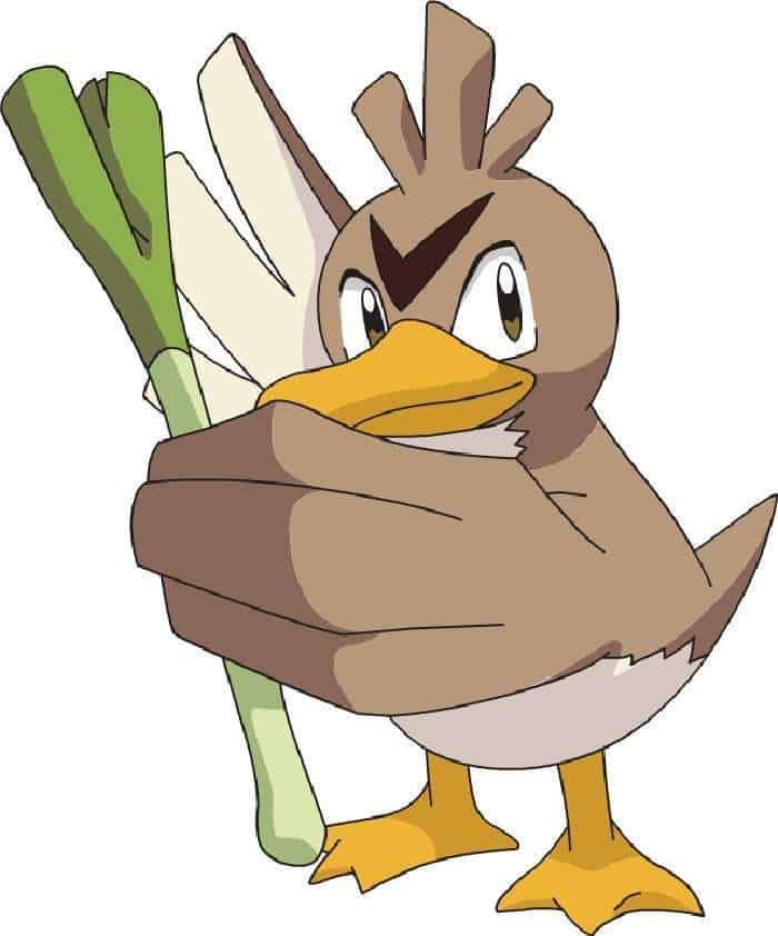pokemon go farfetch'd
