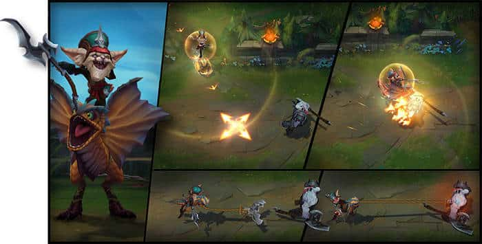 champion baru di league of legends