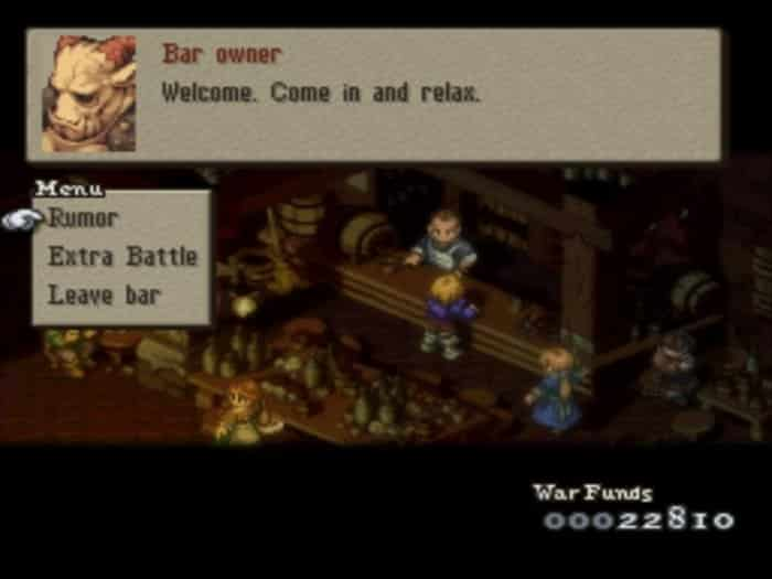 monster tactics final fantasy tactics rom