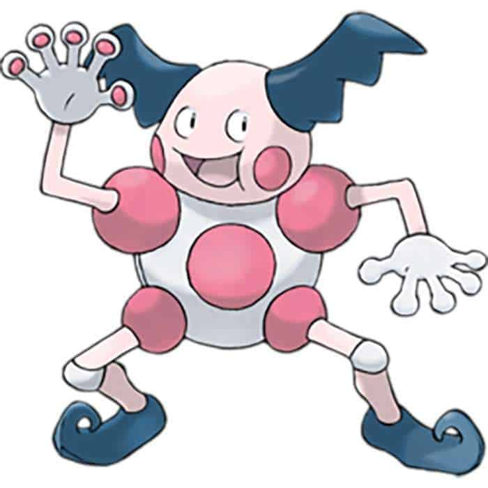 pokemon go mr mime