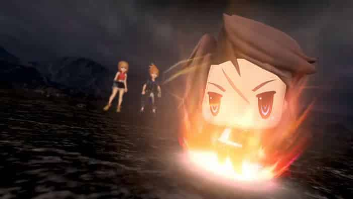world of final fantasy leon
