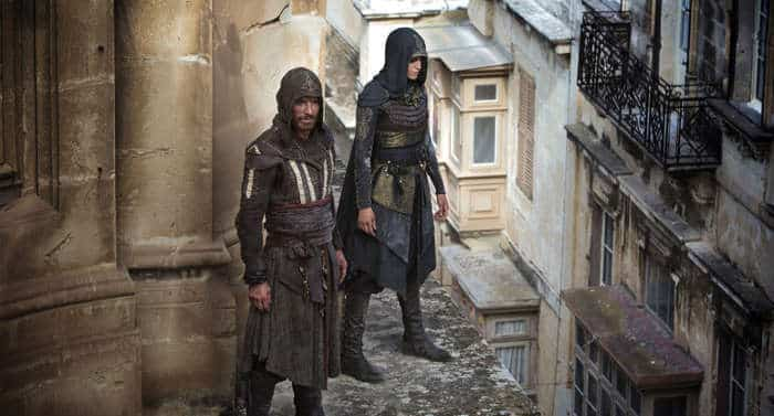 assassins creed movie characters