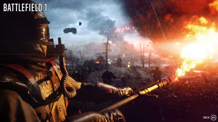 battlefield 1 trailer screenshot
