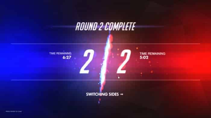 Overwatch Competitive Play Season 2