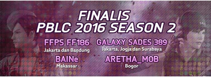 Finalis Point Blank Ladies Championship Season 2