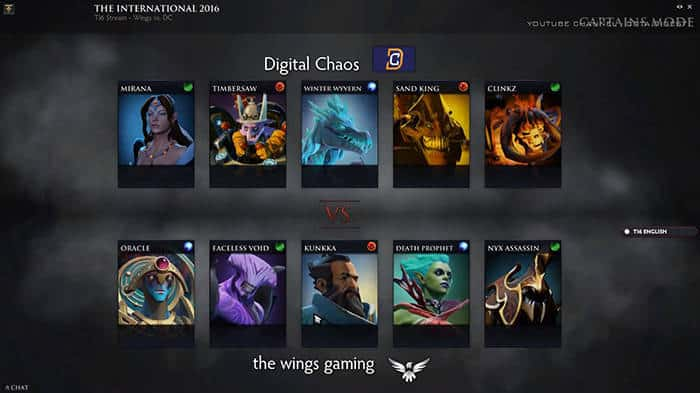 draft game 3 the international 6 wings gaming digital chaos