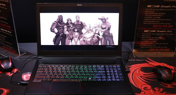 Notebook Terbaru MSI