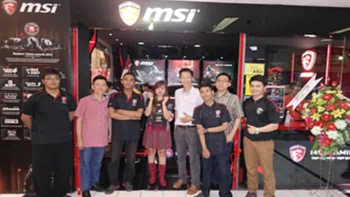 MSI New Store
