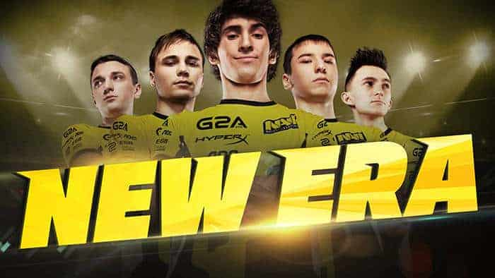 the international 6 natus vincere
