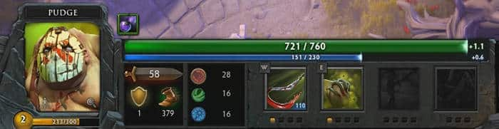 dot 2 pudge exp