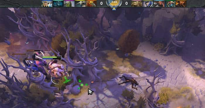 dota 2 pudge time 1.05