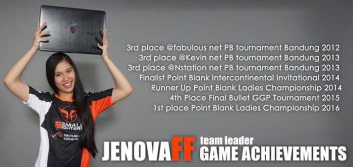 female fighters jenova