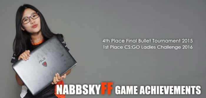 female fighters nabbsky