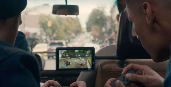 nintendo switch mobile gaming