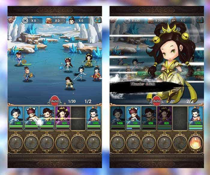 swordsman legend gameplay