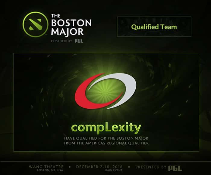the boston major complexity gaming